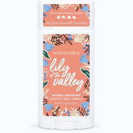 Lily of the Valley Sensitive Skin Deodorant Stick Packaging