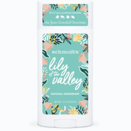 Lily of the Valley Deodorant Stick Packaging