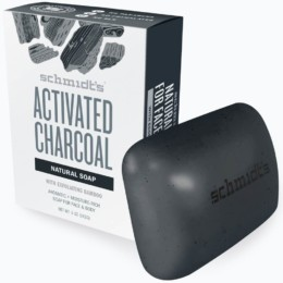 Activated Charcoal Bar Soap Packaging