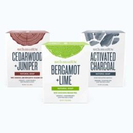 Bar Soap Best Sellers 3-Pack Packaging