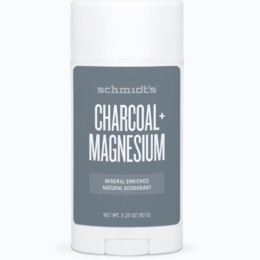 Charcoal + Magnesium Deodorant Stick Packaging