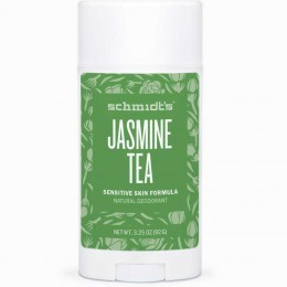 Jasmine Tea Sensitive Skin Deodorant Stick Packaging