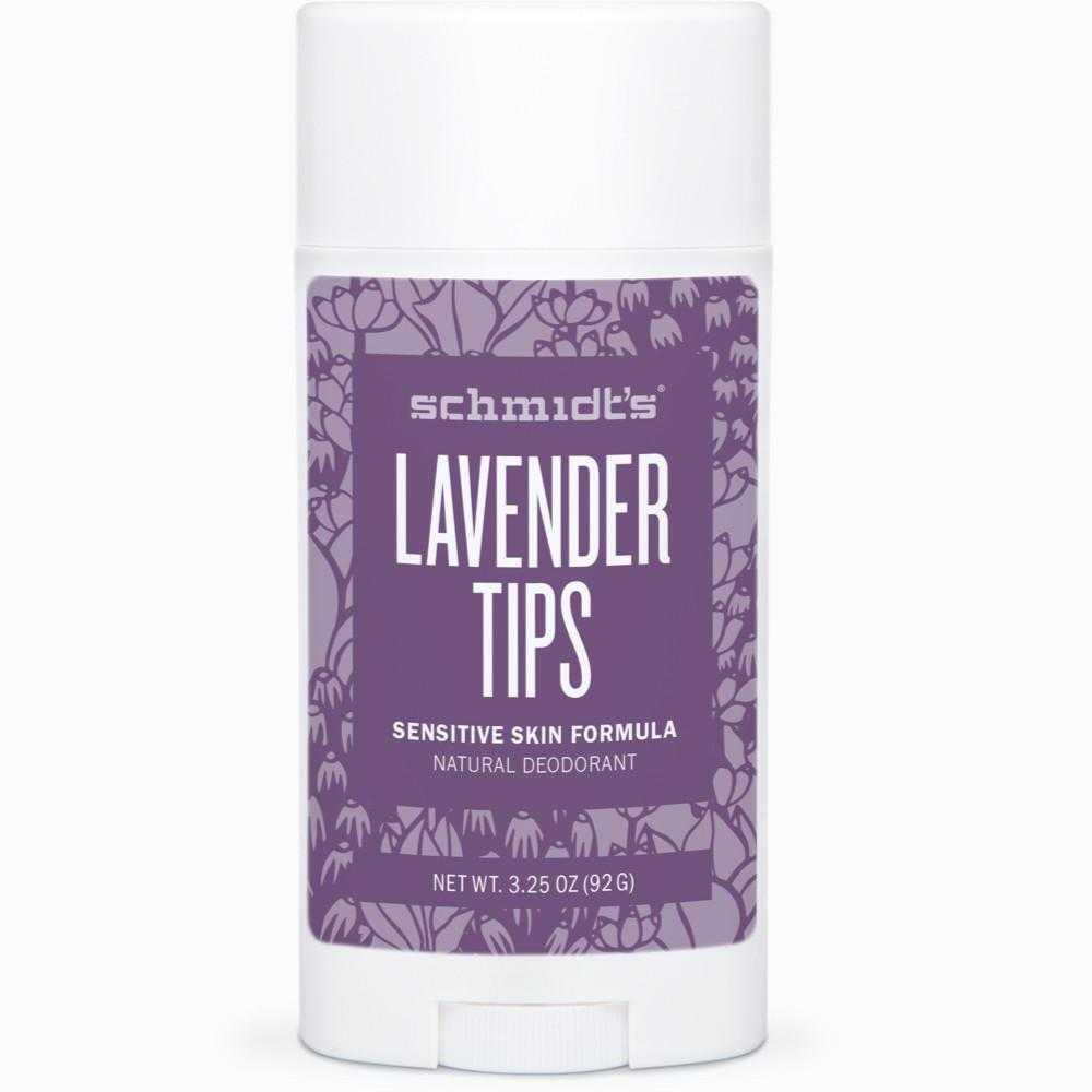 Lavender Tips Sensitive Skin Deodorant Stick