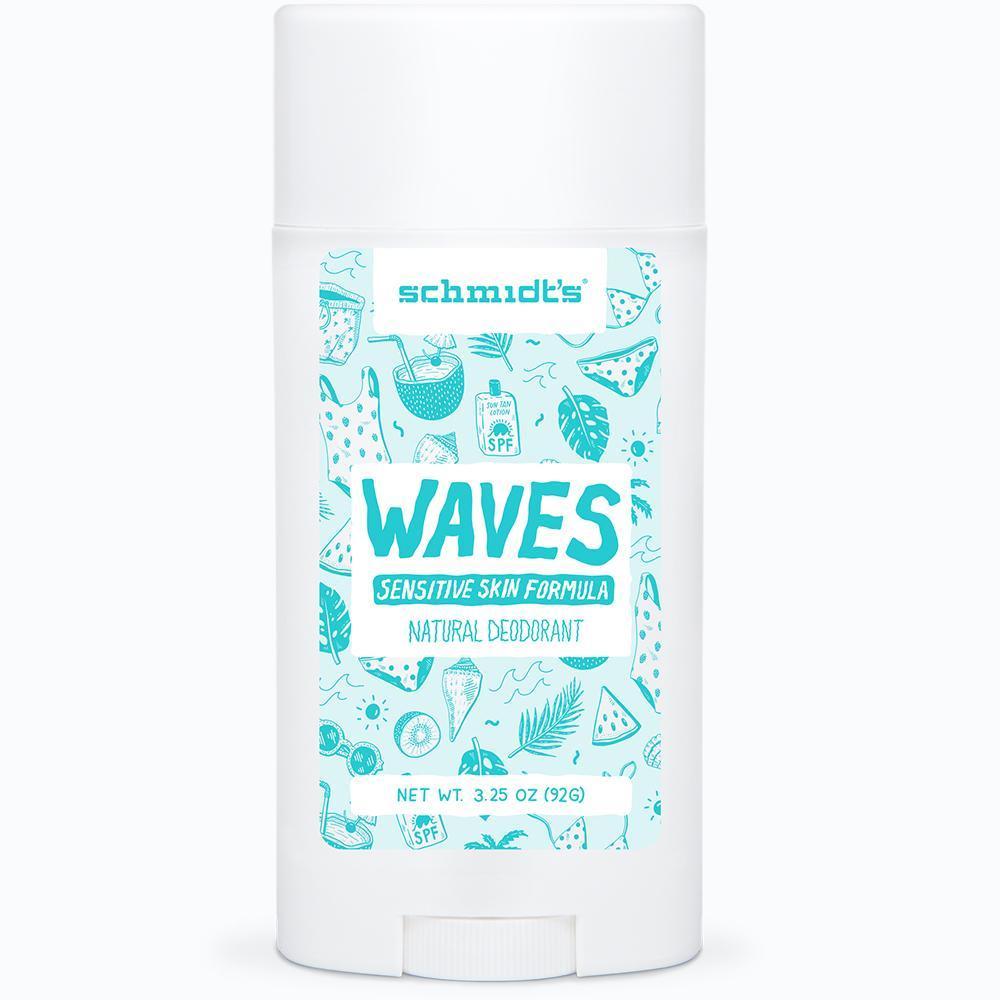 Waves Sensitive Skin Deodorant Stick